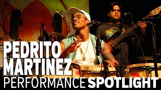 The Pedrito Martinez Group - Live at Guantanamera in NYC