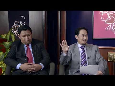 Talk show, ako hindi nawawala ang timbang