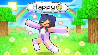 Aphmau Is HAPPY In Minecraft!