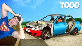 КУПИЛ ТУРБО ПРИОРУ НА СВАЛКЕ ЗА 7000 - ПЕРЕКУП ШОУ в CAR MECHANIC SIMULATOR 18