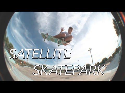 Adam Tyler   Chris Hatten - Satellite Skatepark