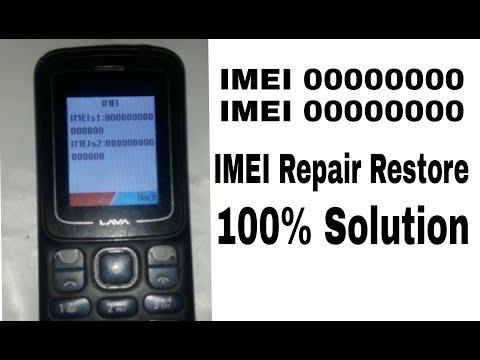 LAVA KKT07+ KEYPAD MOBILE IMEI Repair restore done by IMEI&SN WRITE