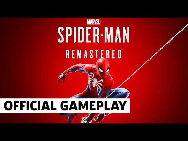 Spider-Man Remastered PS5: Ben Jordan as Peter Parker, new ...