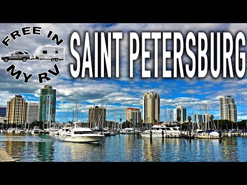 Saint Petersburg, Florida | Traveling Ro