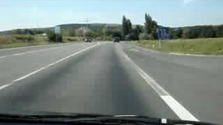 preview picture of video 'Otrokovice-Napajedla Toyota Corolla Vvtli 1.8 200hp'