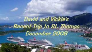 preview picture of video 'David And Vickie's St  Thomas Trip'