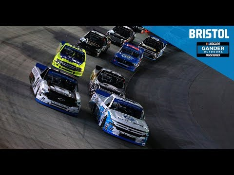 NASCAR Gander Outdoors Truck Series - Full Bristol Race - UNOH 200 presented by Ohio Logistics