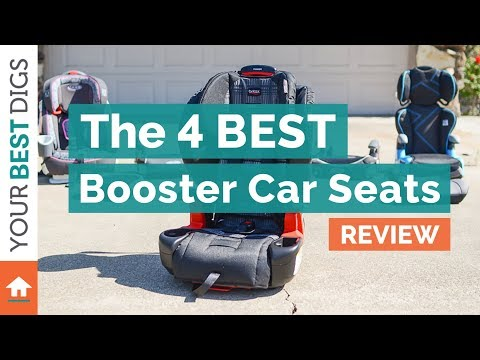 The Best Booster Car Seat of 2018