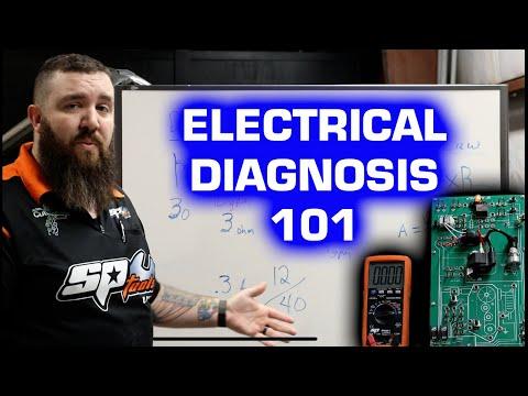BASIC AUTOMOTIVE ELECTRICAL DIAGNOSIS PART 1