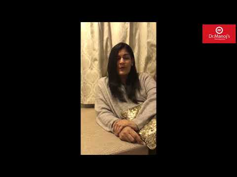 Mrs. Geeta on Dr.Manojs Homeopathy Treatment for Sciatica and allergy