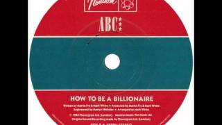 ABC - How To Be A Billionaire 1984