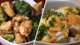 Low Calorie Weekday Chicken Recipes