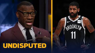 Skip & Shannon react to Kyrie saying KD is the first clutch teammate he's had | NBA | UNDISPUTED
