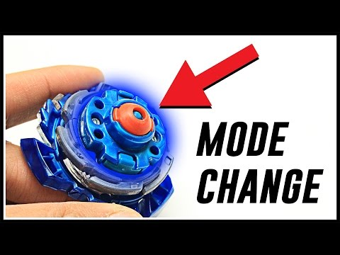 BEYBLADE MOD: Mode Change for Beyblade Burst ベイブレードバースト