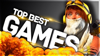 TOP 10 Best Games for Middle PC
