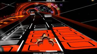 Audiosurf-Euromasters Message from Hell