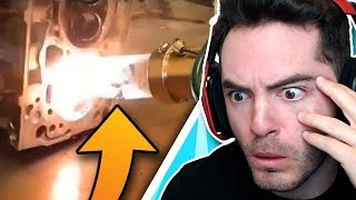This $15000 Laser Lights Air On Fire (Black Magic Forkery #12)