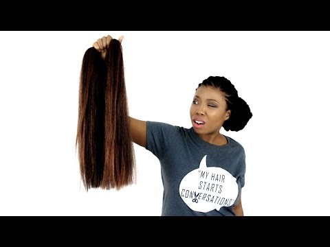 Did You Know? The Reason Why Braiding Hair Makes You Itch ...