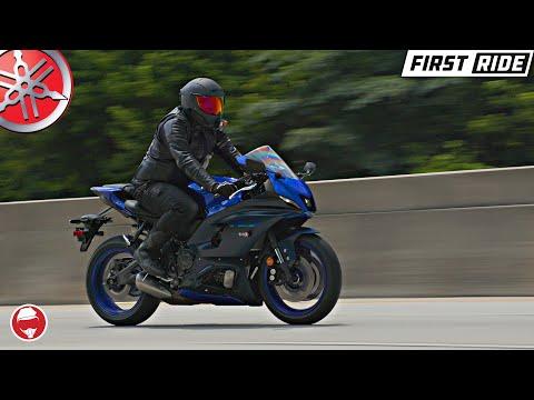 2022 Yamaha YZF R7 at Shreveport Cycles