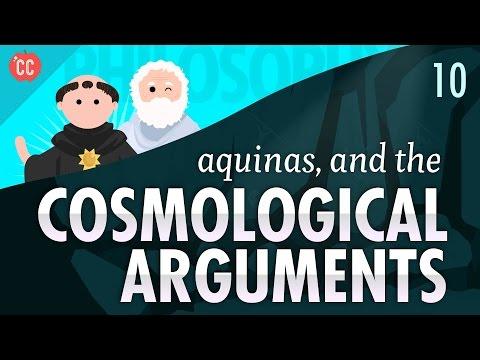 philosophy essay cosmological argument