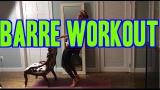 Intense Barre Workout by Lauren Hefez