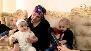 Мать-героиня из Дагестана опекает 7 детей-инвалидов