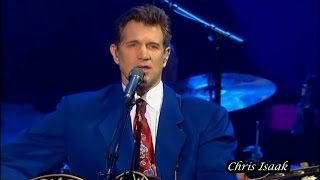 Chris Isaak  -  Crying Waiting Hoping