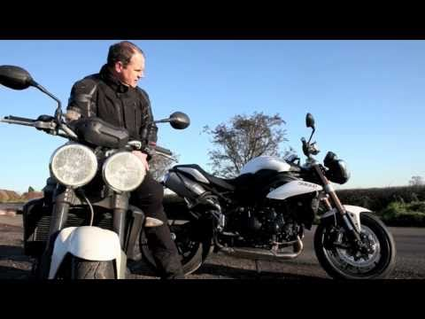 2011 Triumph Speed Triple in Shelby Township, Michigan - Video 1