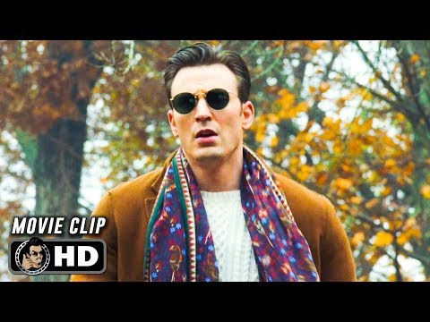 KNIVES OUT Clip - Ransom (2019) Chris Evans
