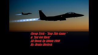 Cheap Trick - Stop This Game & Just Got Back HQ XF11a