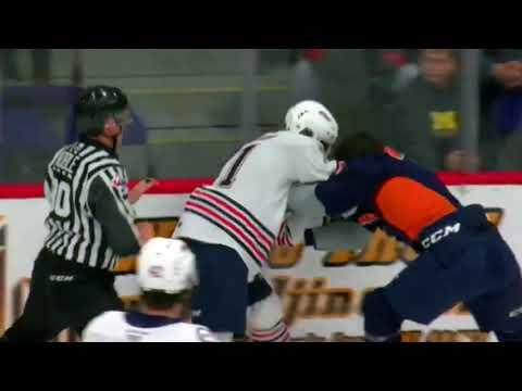 Tyler Deline vs. Tyler Tullio