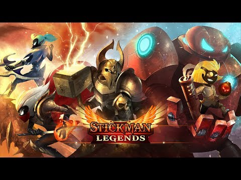 Stickman Legends – Ninja Hero: Knight, Shooter RPG