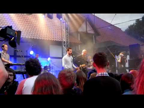 White Lies - To Lose My Life live @ Telekom Street Gigs 13/08/2011