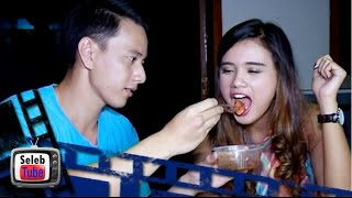 Makan Malam Romantis Audy Marissa & Billy Davidson