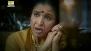 Raat Chup Chap Hai   Asha Bhosle  Dil Padosi Hai  Album Video HD
