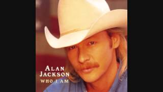 """I Don't Even Know Your Name"" - Alan Jackson (Lyrics in description)"