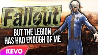 Fallout Gmod RP but the legion has had enough of me