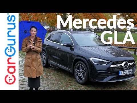 Mercedes GLA 2020 Review: Rebecca Jackson tests the first step on Merc's SUV ladder | CarGurus UK