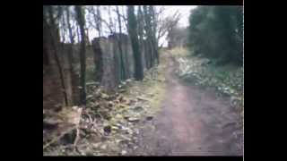 preview picture of video 'sheffield wharncliff  forest ride out vol 1 black run'