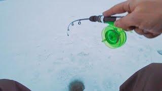 Как выглядит балансир для зимней рыбалки на окуня