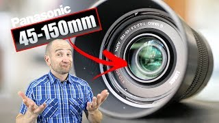 Panasonic 45-150mm f4.0-5.6 Lens Review & Video Footage