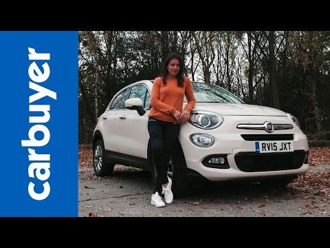 Fiat 500X review - Carbuyer