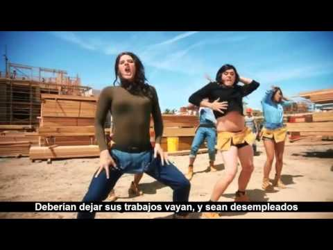 "Fifth Harmony - ""Work from Home"" ft. Ty Dolla $ign PARODY Bart Baker Sub Español"