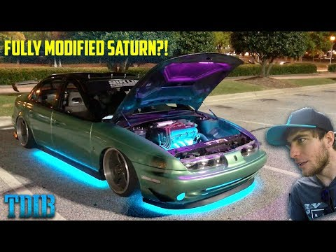 """""""RICECAR"""" or Personality? - Fully Modifed Saturn SL2 Review!"""