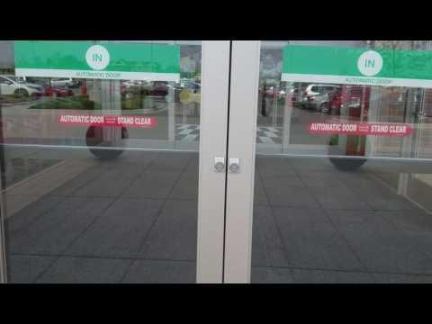 Target Entrance for Mario Kart 8