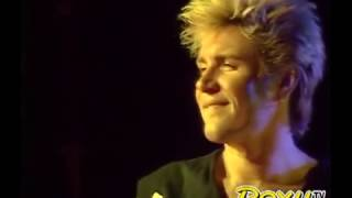 Duran Duran Milano 05/06/1987 When i Was a Little Boy - Skin Trade