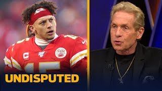 Chiefs are 'awfully full of themselves' heading into Super Bowl — Skip Bayless   NFL   UNDISPUTED