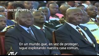 Encuentro con las Autoridades de Kenia y con el Cuerpo Diplomático
