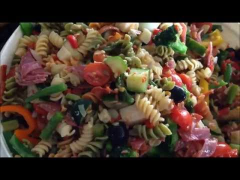 Recipe Share | Italian Pasta Salad