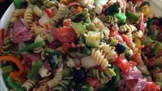 Recipe Share   Italian Pasta Salad